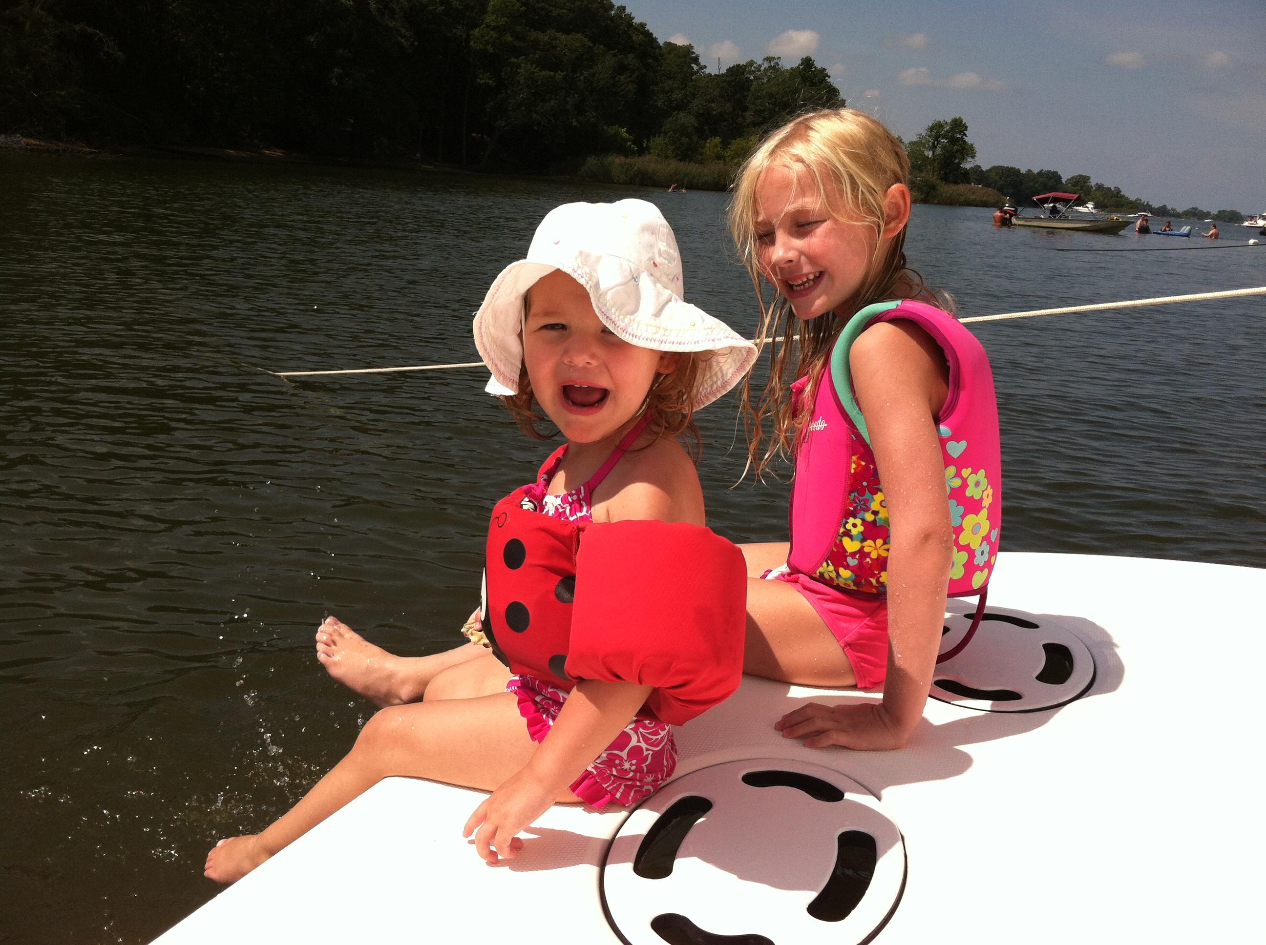 puddle jumper boat