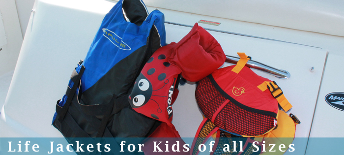 life jackets for kids