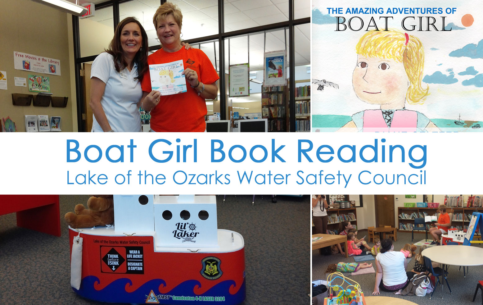 boat girl water safety council