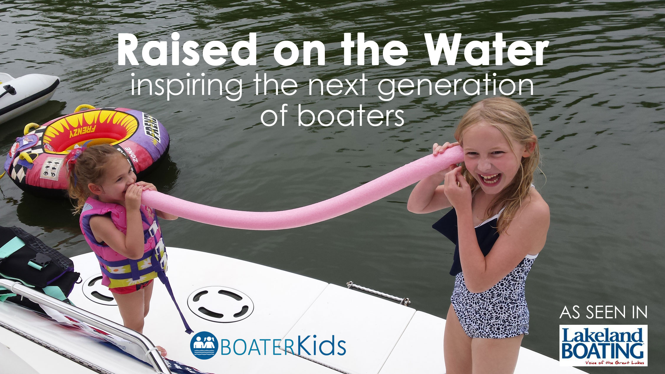 Next Generation boaters