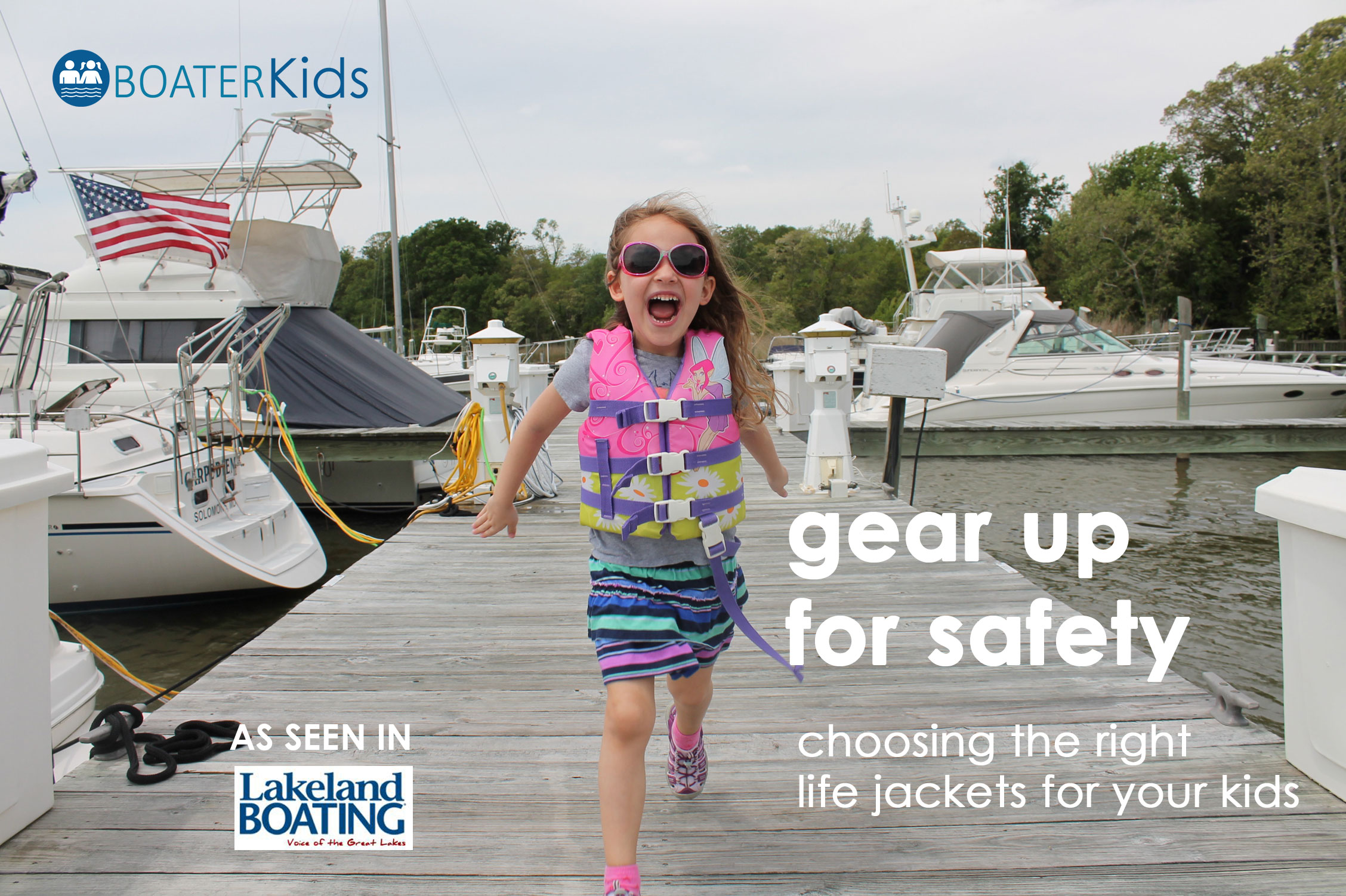 safety gear life jackets