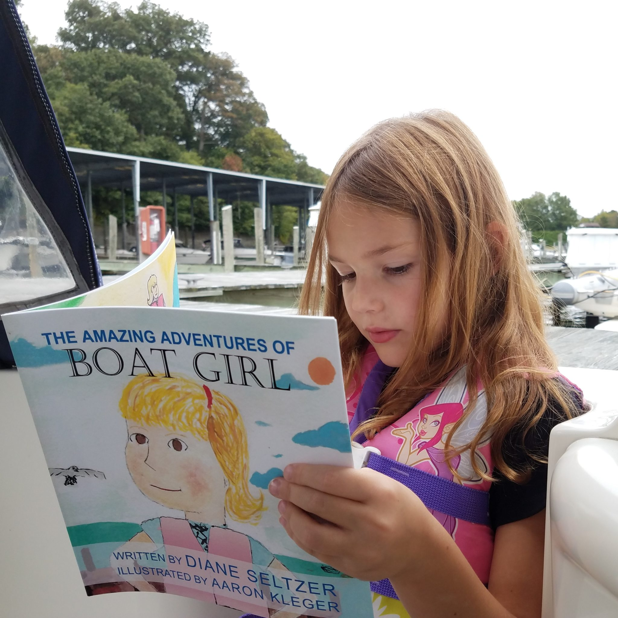 The Amazing Adventures of Boat Girl