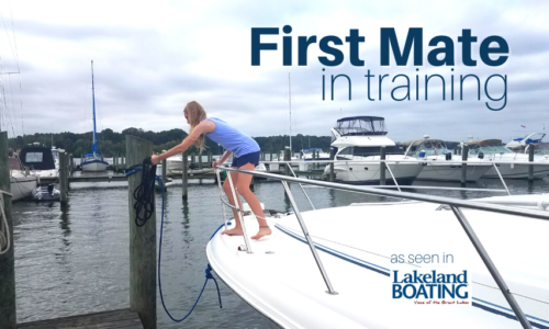 First Mate in Training