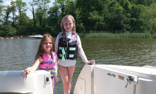 Boat Safety for Kids from Baby to Youth